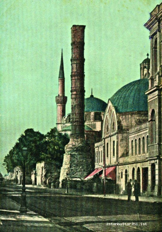 7- Çemberlitaş (the Column of Constantine)