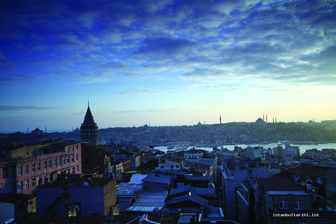 3- Galata and Istanbul
