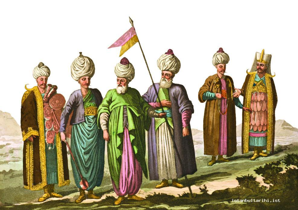 17- Janissaries (d'Ohsson)