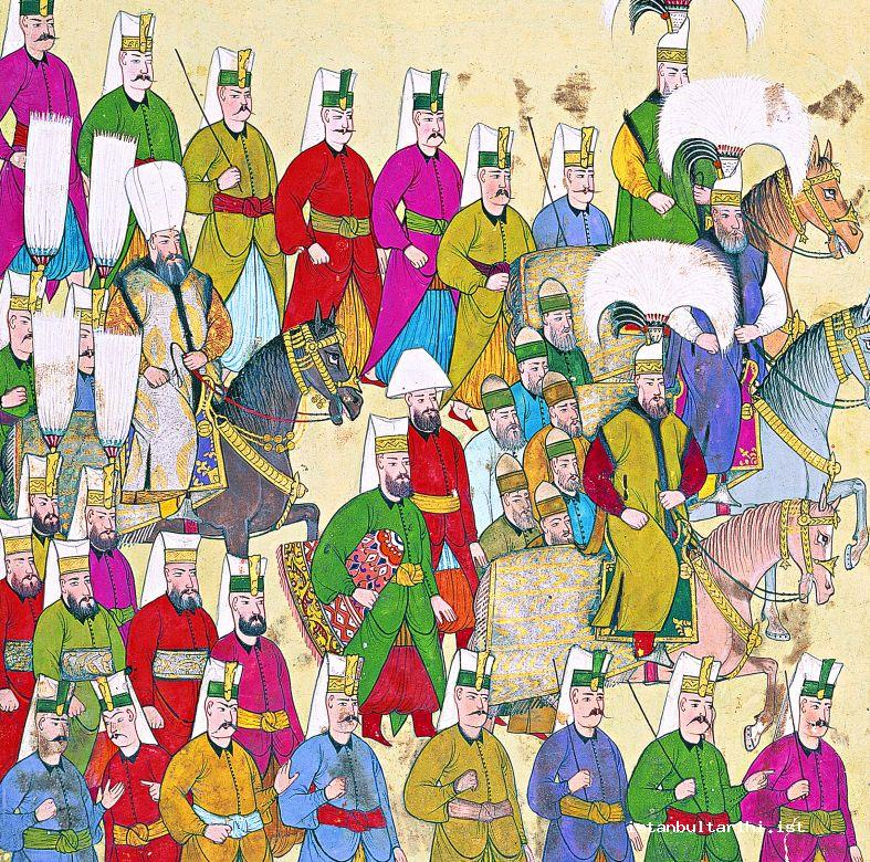 9- Janissaries, the leaders of the rebellions (Vehbi)