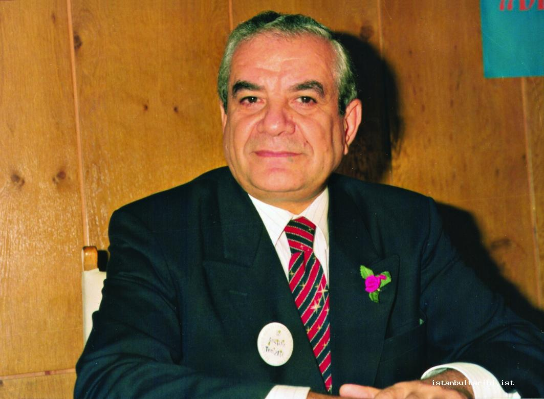 13- Nurettin Sözen (28 March 1989 – 27 March 1994)