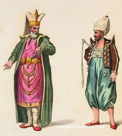 THE PLACE OF SOLDIERS IN THE SOCIAL LIFE OF ISTANBUL | History of Istanbul