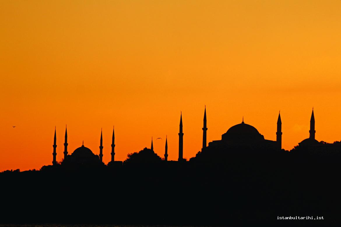 1- Ayasofya and Sultanahmet Mosques