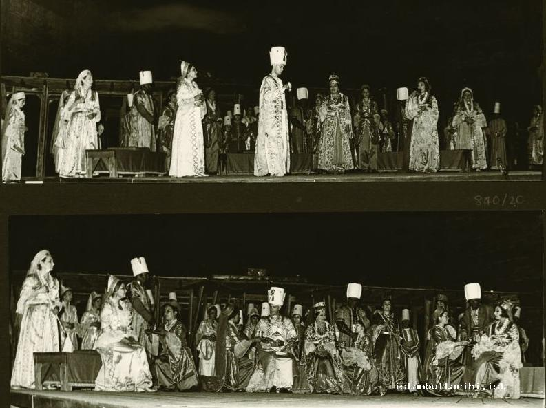 10- The plays <em>Rumelihisarı</em> and Yedikule staged in Istanbul City Theatres