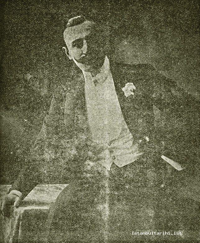 10- Safveti Ziya Bey, the author of the play <em>Yıldız Böcekleri</em>