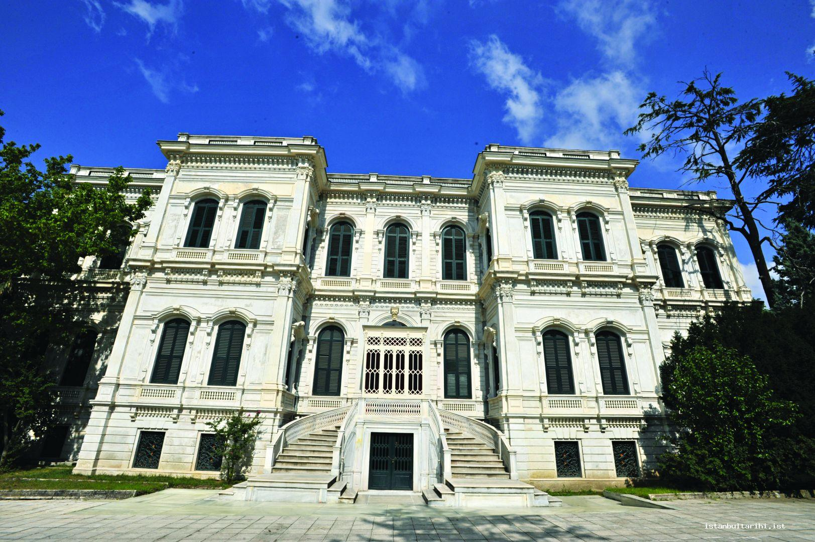10- Mabeyn Mansion in Yıldız Palace