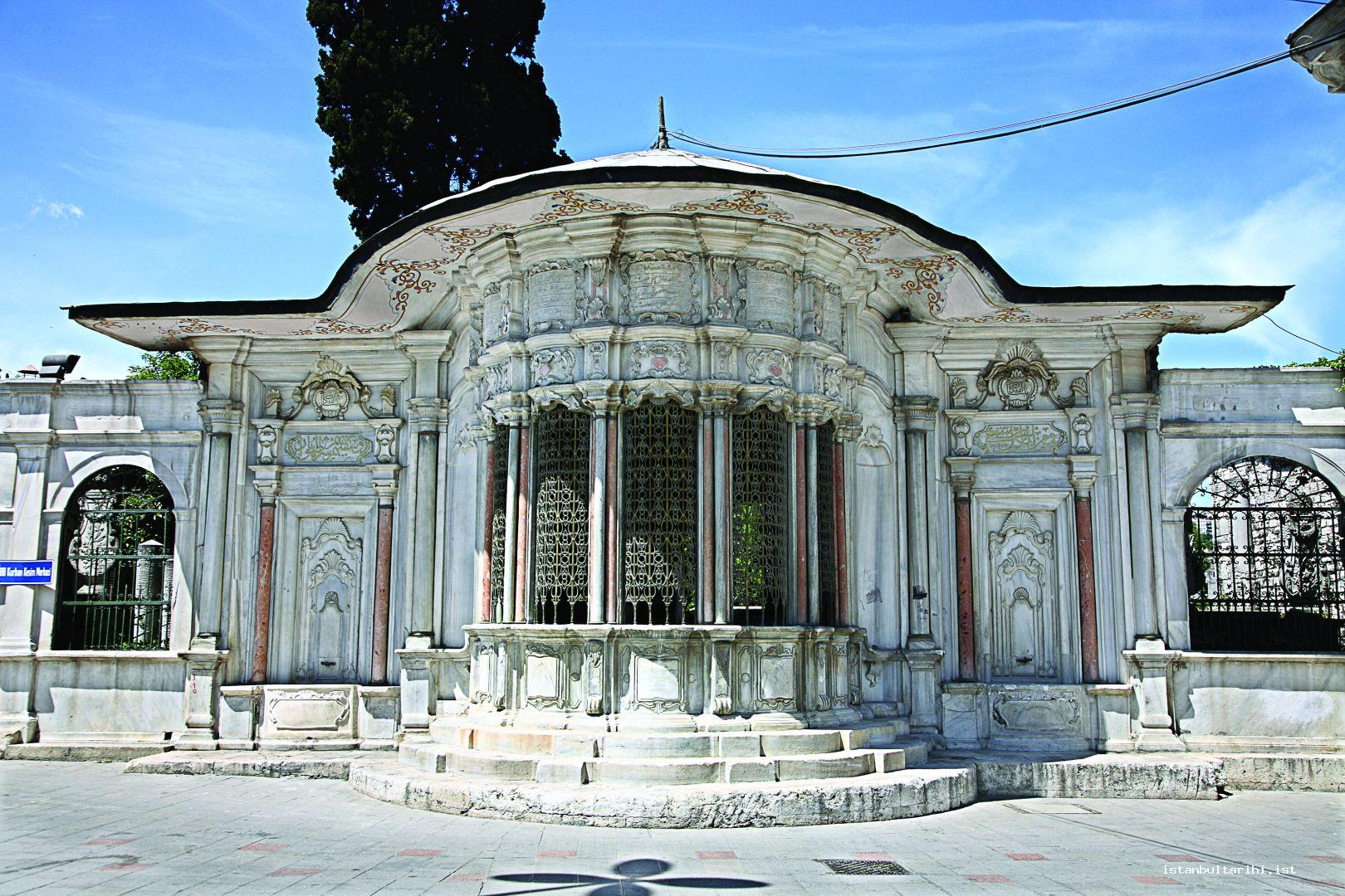15- Mihrişah Sultan Public Fountain